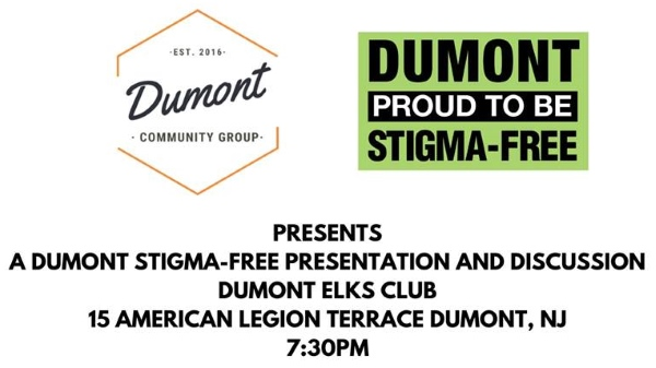 a Dumont Stigma-Free presentation and discussion